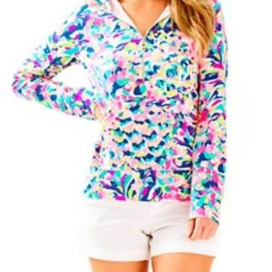Lilly Pulitzer Skipper Popover. XL. NWT